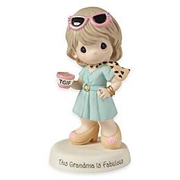 "Precious Moments® ""TGIF: This Grandma is Fabulous"" Figurine"