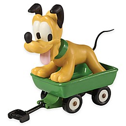 Precious Moments® Disney® Showcase Be Happy Baby Pluto Figurine
