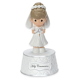"Precious Moments® ""Holy Communion"" Girl Musical Figurine"