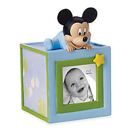 Precious Moments® Disney® Showcase Baby Mickey Mouse Photo Bank