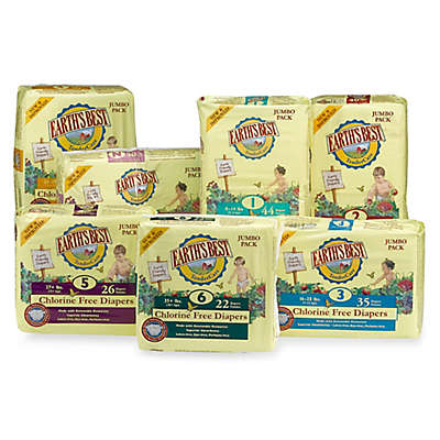 Earth's Best® Tendercare 30-Count Size 4 Diapers
