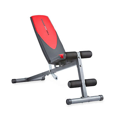 Weider® Pro 225 L Adjustable Incline Bench