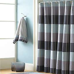 Croscill® 54-Inch x 78-Inch Fairfax Shower Curtain Stall in Slate