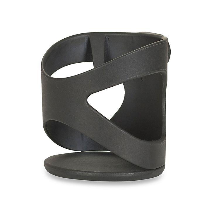 Alternate image 1 for MUV Removable Stroller Cup Holder in Black