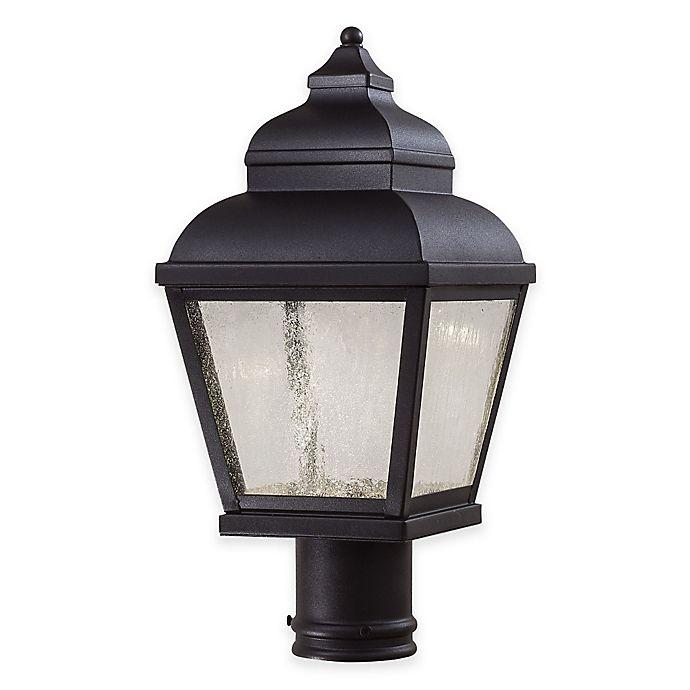 Buy Minka Lavery® Mossoro™ 1-Light Post-Mount 16.75-Inch