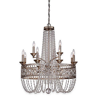 Minka Lavery® Lucero Light Fixtures in Silver