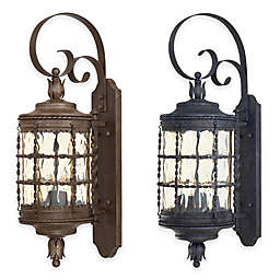 Minka Lavery® Mallorca™ Outdoor Light Pocket Lanterns Collection