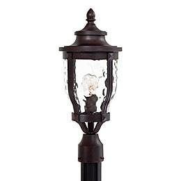 The Great Outdoors® Merrimack™ Post-Mount Outdoor Light in Bronze