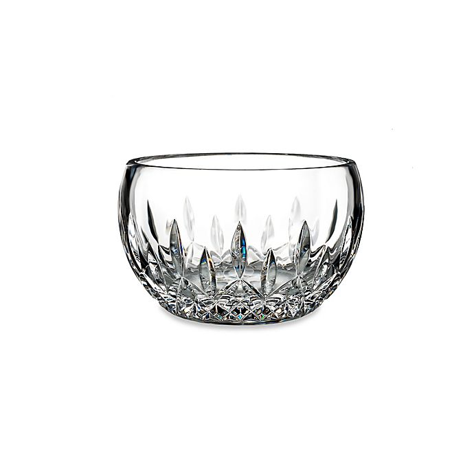 Alternate image 1 for Waterford® Giftology Lismore 5-Inch Candy Bowl