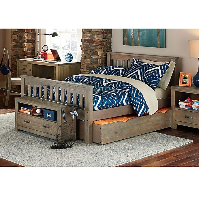 Alternate image 1 for Hillsdale Kids and Teen Highlands Harper Bed with Trundle