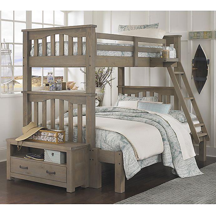 Alternate image 1 for Hillsdale Kids and Teen Highlands Harper Bunk Bed