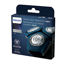 Philips Replacement Shaver Head in Blue