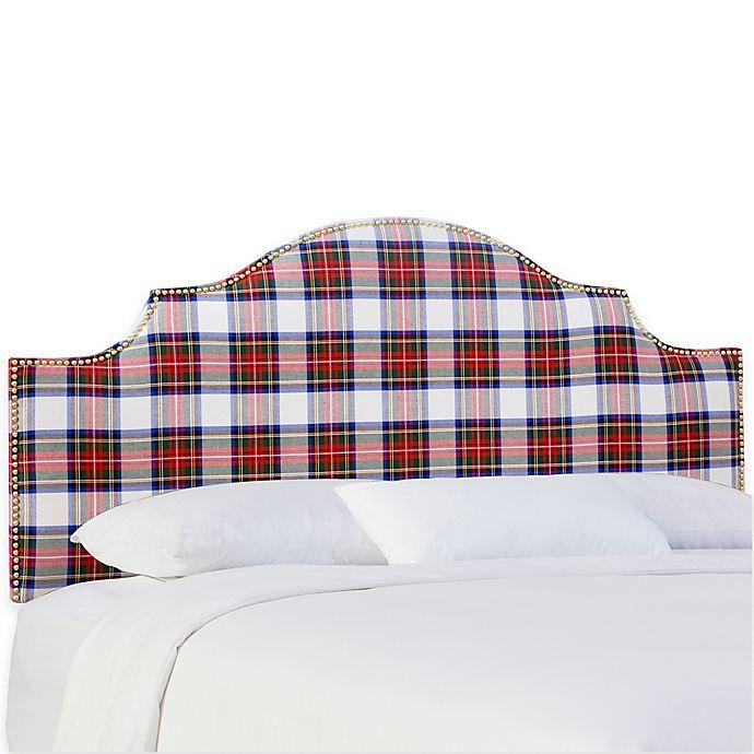Alternate image 1 for Skyline Furniture Sheffield King Headboard in Stewart Dress Multi