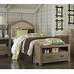 Hillsdale Kids and Teen Highlands Bailey Upholstered Bed