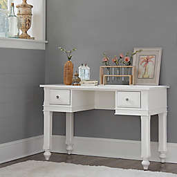 Hillsdale Kids and Teen Lake House Writing Desk in White