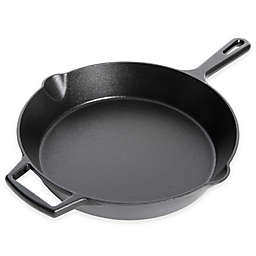 Artisanal Kitchen Supply® Pre-Seasoned Cast Iron Skillets
