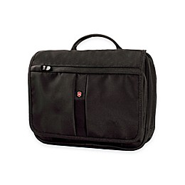 Victorinox® Over-the-Shoulder Day Bag with RFID Protection in Black