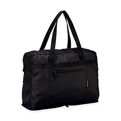 Victorinox® Lightweight Foldable Carry-All Tote in Black