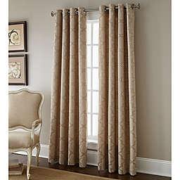 Austin Horn Classics 96-Inch Gateway Window Curtain Panel in Quartz