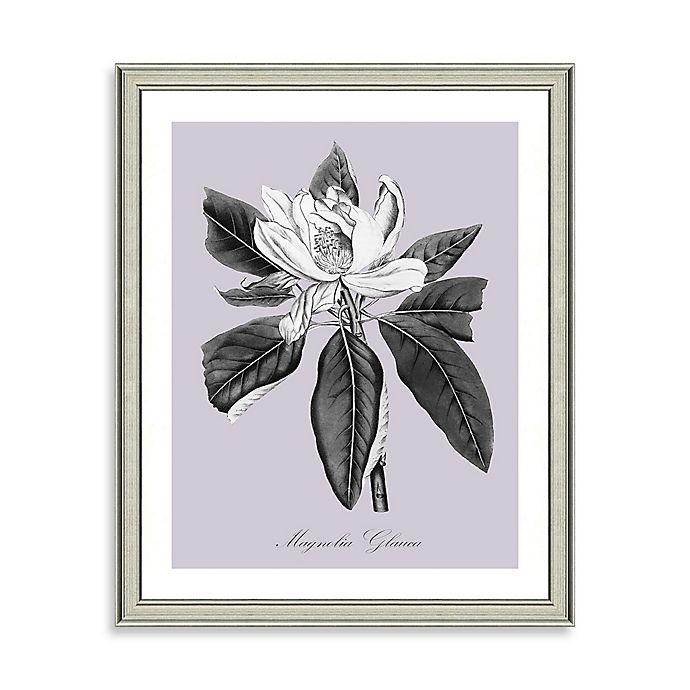 Alternate image 1 for Purple and White Botanical II Framed Wall Art