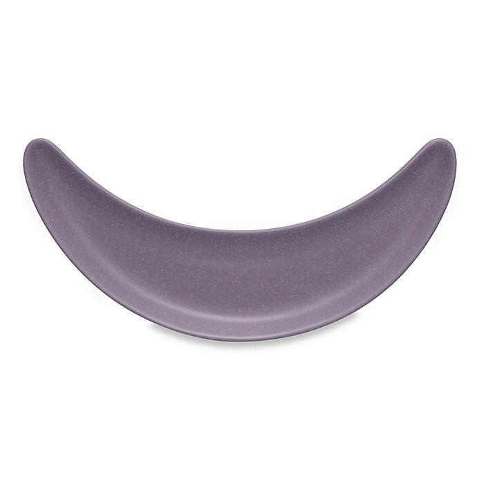 Alternate image 1 for Noritake® Colorwave Crescent Plate in Plum