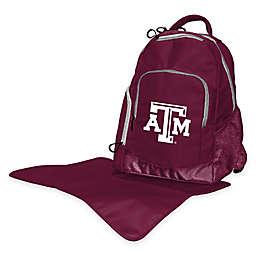 Lil Fan® Texas A & M Diaper Backpack