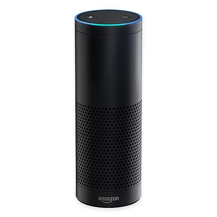 Alternate image 1 for Amazon Echo in Black
