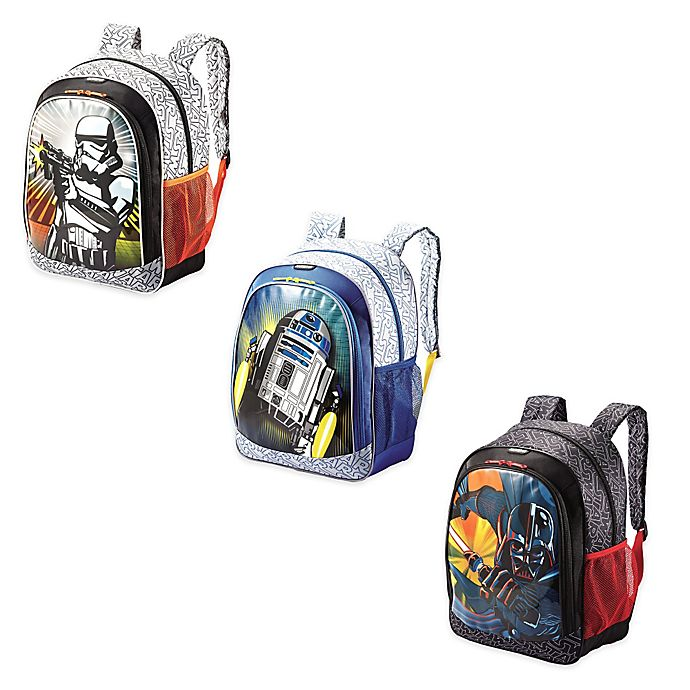 Alternate image 1 for Disney® Star Wars™ Backpack from American Tourister®