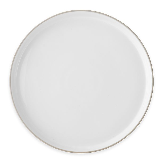 Alternate image 1 for Vera Wang Wedgwood® Vera Colors Round Platter in White