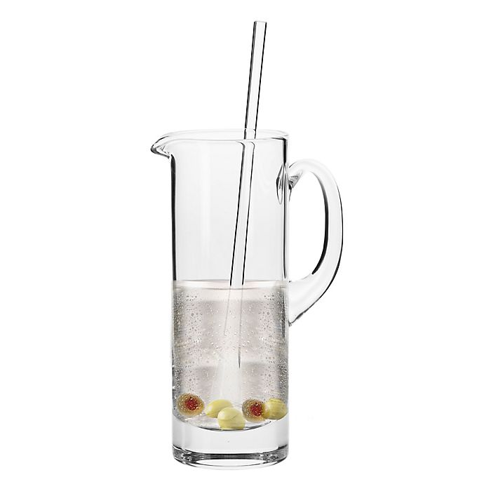 Alternate image 1 for Krosno Bond Martini Pitcher with Stirrer
