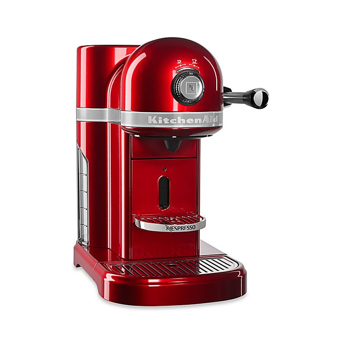 Alternate image 1 for Nespresso® by Kitchenaid® in Candy Apple Red