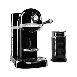 Nespresso® by Kitchenaid® Espresso Maker Bundle with Aeroccino Frother