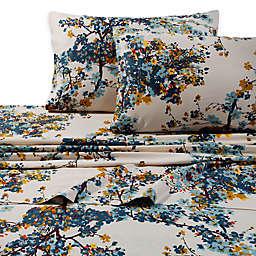 Tribeca Living Casablanca 300-Thread-Count Premium Cotton Deep Pocket Sheet Set