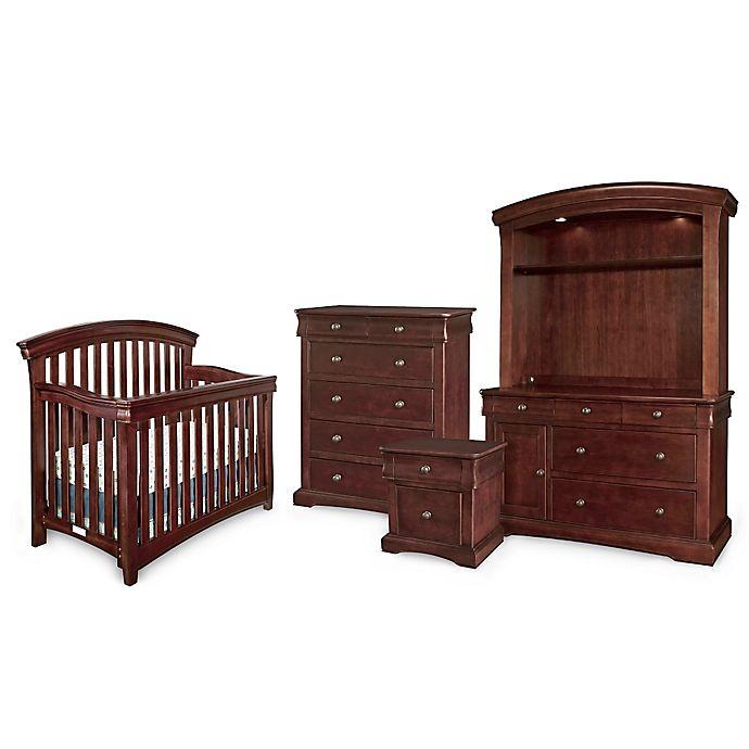 Westwood Design Stratton Nursery Furniture Collection In Chocolate