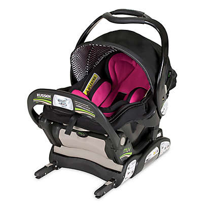 MUV and Kussen Infant Car Seat in Candy
