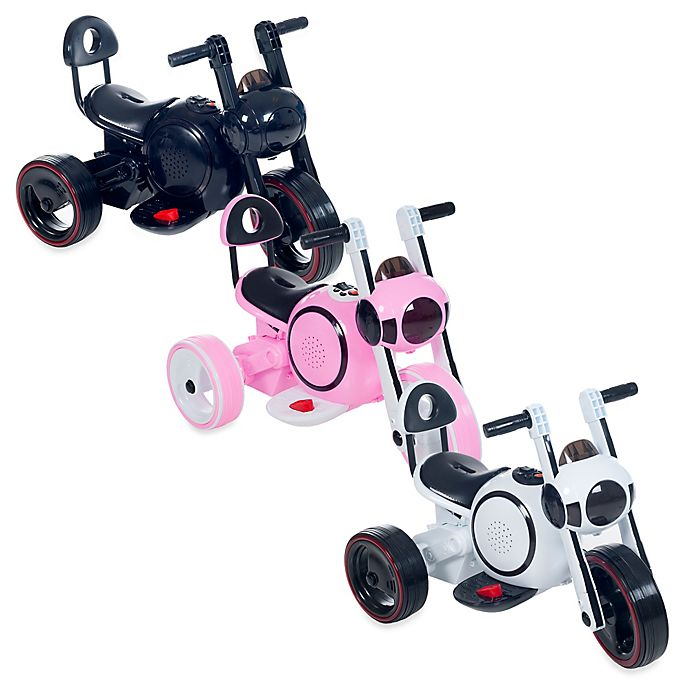 Alternate image 1 for Lil Rider Sleek LED Space Traveler Trike