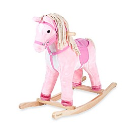 Happy Trails Rocking Pink Patty the Pony