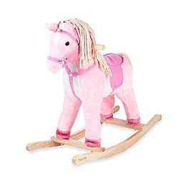 Happy Trails Rocking Pink Patty the Pony