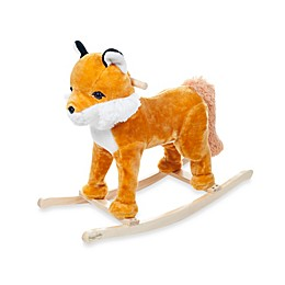 Happy Trails Rocking Felix the Fox