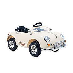 Lil' Rider 58 Speedy Sportster Battery Operated Classic Car with Remote