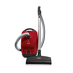 Miele Classic C1 Cat and Dog Vacuum in Red