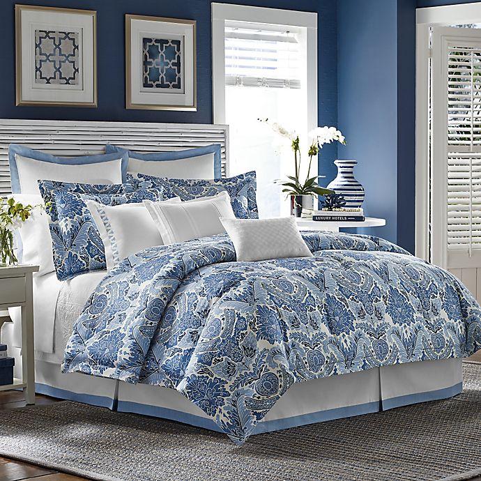 Alternate image 1 for Tommy Bahama® Porcelain Paradise Comforter Set in Blue