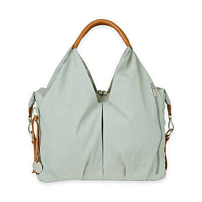 Lassig Green Label Neckline Diaper Bag in Sky
