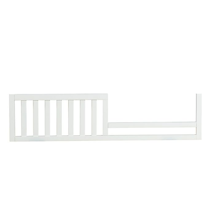 Alternate image 1 for Imagio Baby by Westwood Design Casey Toddler Guard Rail in White