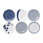Royal Doulton® Pacific Accent Plates (Set of 6)