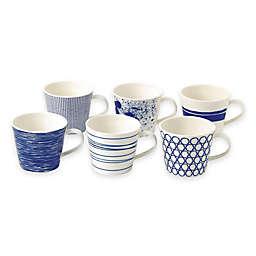Royal Doulton® Pacific Mugs (Set of 6)