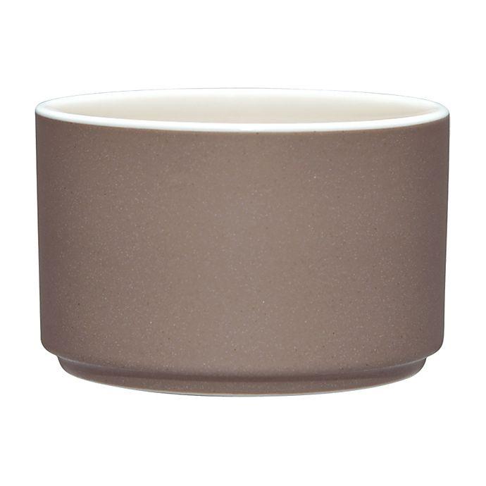 Alternate image 1 for Noritake® ColorTrio Stax Mini Bowl in Clay