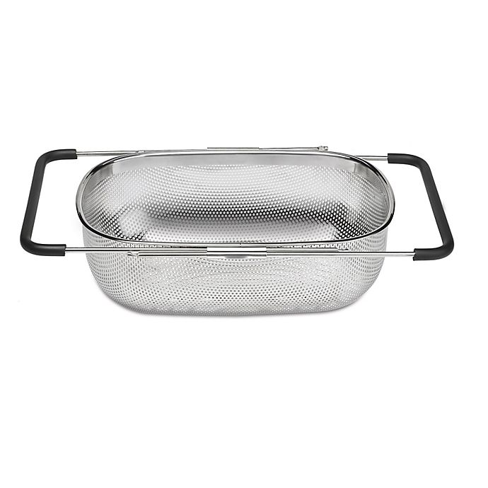 Alternate image 1 for Cuisinart® Over the Sink 7 qt. Colander