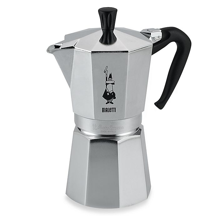 Alternate image 1 for Bialetti® Moka Express 9-Cup Espresso Machine