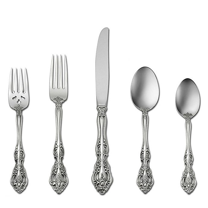 Alternate image 1 for Oneida® Michelangelo 53-Piece Flatware Set
